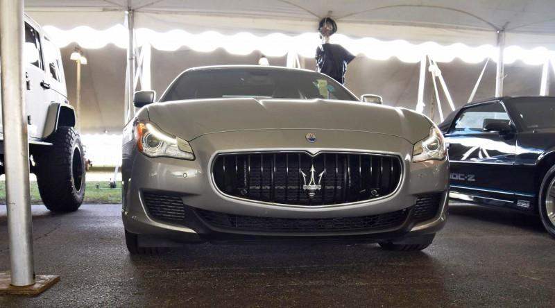 2014 Maserati Quattroporte 1