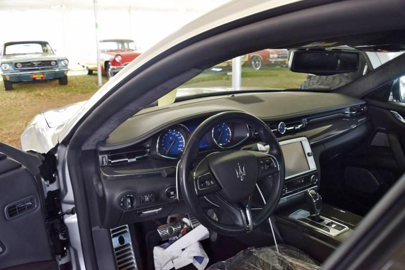 2014 Maserati Quattroporte 15