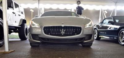2014 Maserati Quattroporte 2