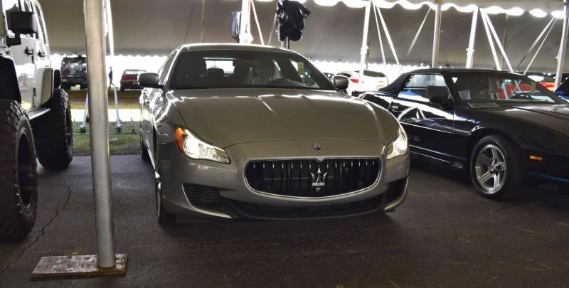 2014 Maserati Quattroporte 22