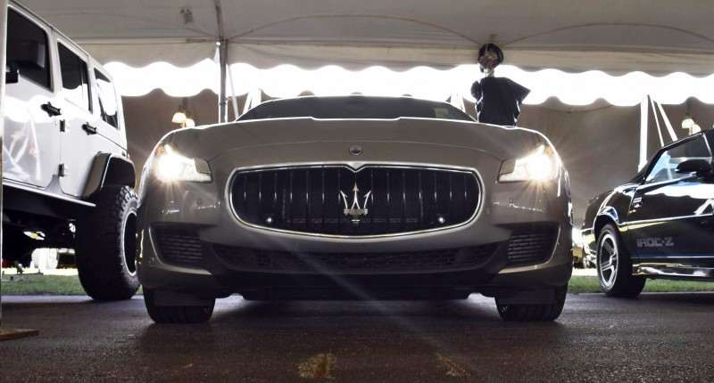 2014 Maserati Quattroporte 26