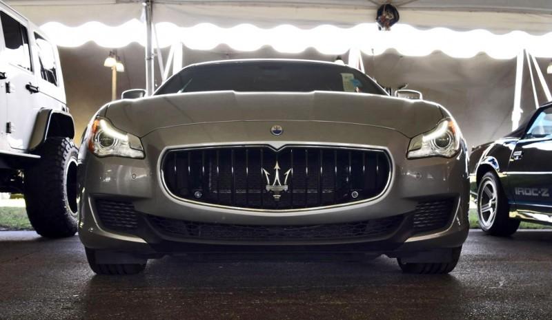 2014 Maserati Quattroporte 3