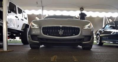 2014 Maserati Quattroporte 4