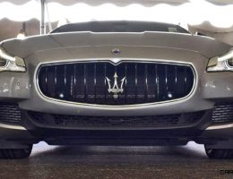 Mecum Florida Faves – 2014 Maserati Quattroporte – Hate at First Drive, or As-New for Half Off?