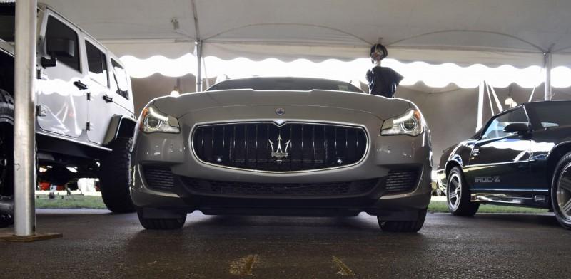 2014 Maserati Quattroporte 5