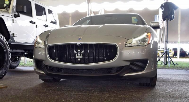 2014 Maserati Quattroporte 7