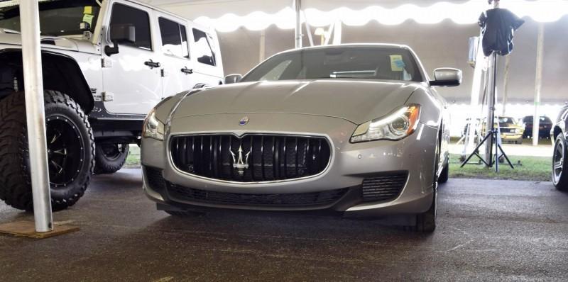 2014 Maserati Quattroporte 8