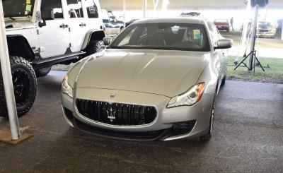 2014 Maserati Quattroporte 9