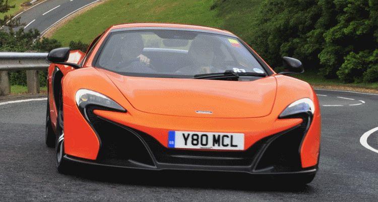 2014 McLaren 650S Spider builder GIF1