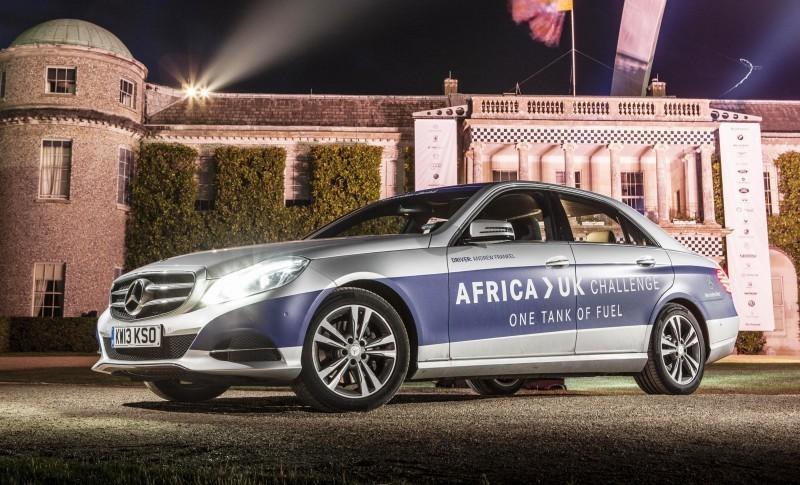 2014 Mercedes-Benz E400 BlueTec Hybrid 12