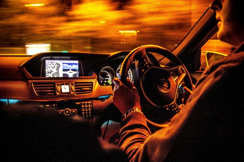2014 Mercedes-Benz E400 BlueTec Hybrid 7