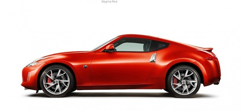 2014 Nissan 370Z Coupe - Colors, Specs, Options and Prices from $30k 19