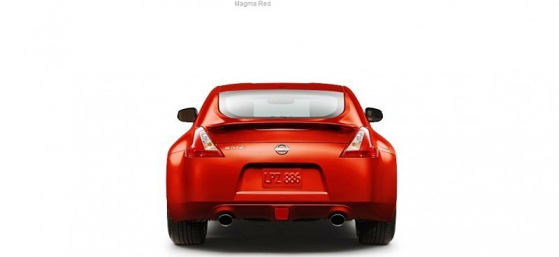 2014 Nissan 370Z Coupe - Colors, Specs, Options and Prices from $30k 21