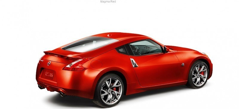 2014 Nissan 370Z Coupe - Colors, Specs, Options and Prices from $30k 22
