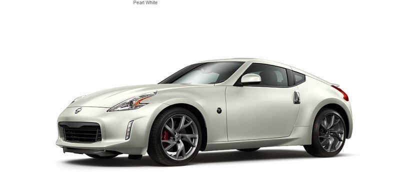 ... 2014 Nissan 370Z Coupe   Colors, Specs, Options And Prices From $30k 25
