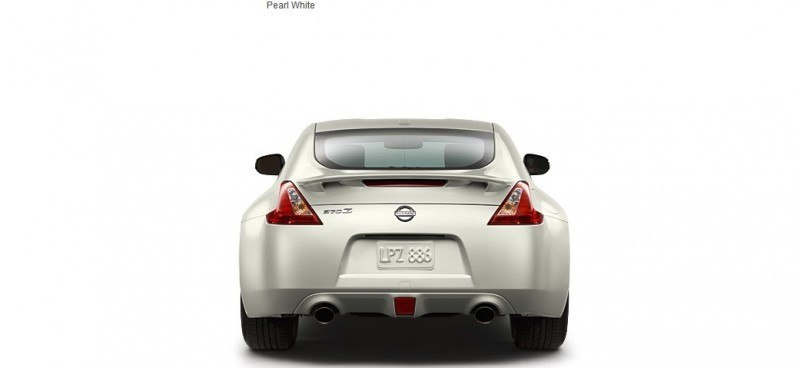 2014 Nissan 370Z Coupe - Colors, Specs, Options and Prices from $30k 28