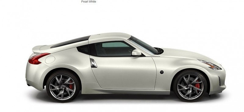 2014 Nissan 370Z Coupe - Colors, Specs, Options and Prices from $30k 30