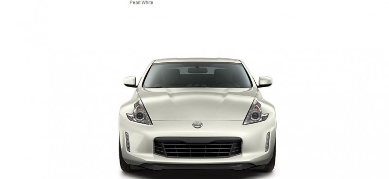 2014 Nissan 370Z Coupe - Colors, Specs, Options and Prices from $30k 32