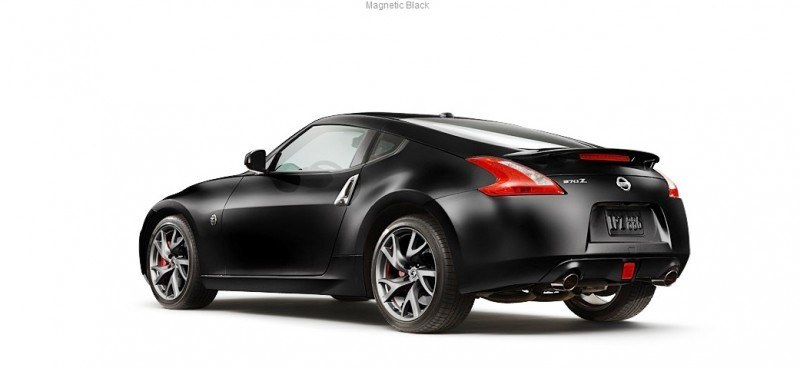 2014 Nissan 370Z Coupe - Colors, Specs, Options and Prices from $30k 35