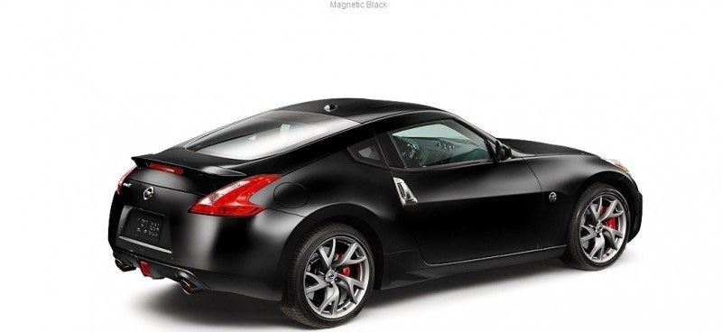 2014 Nissan 370Z Coupe - Colors, Specs, Options and Prices from $30k 37