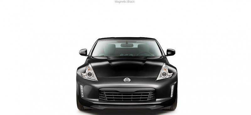 2014 Nissan 370Z Coupe - Colors, Specs, Options and Prices from $30k 40