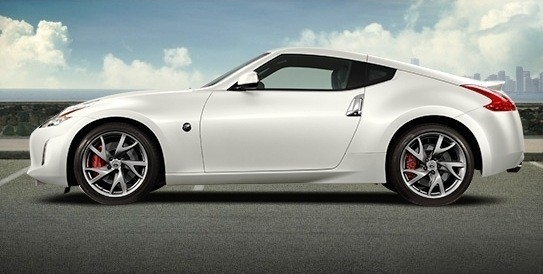 2014 Nissan 370Z Coupe - Colors, Specs, Options and Prices from $30k 70