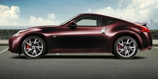 2014 Nissan 370Z Coupe - Colors, Specs, Options and Prices from $30k 74