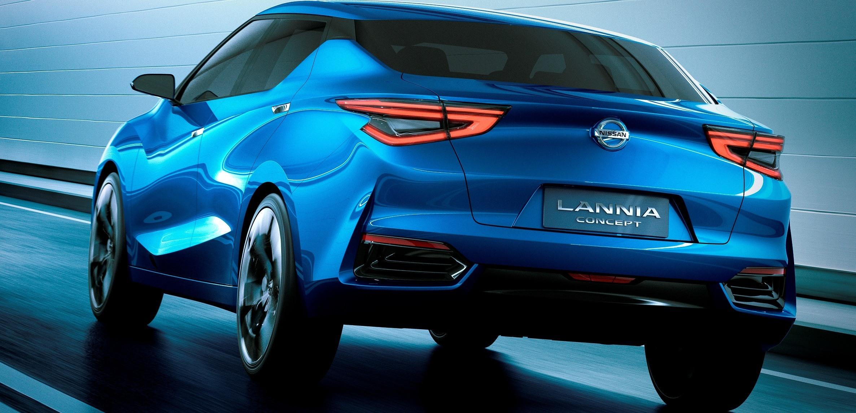 2014 Nissan Lannia Concept Previews Next Leaf EV 10