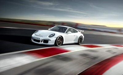2014 Porsche 911 GT3 Is 9000-RPM Boxer Bliss 1