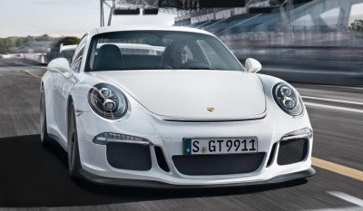 2014 Porsche 911 GT3 Is 9000-RPM Boxer Bliss 11