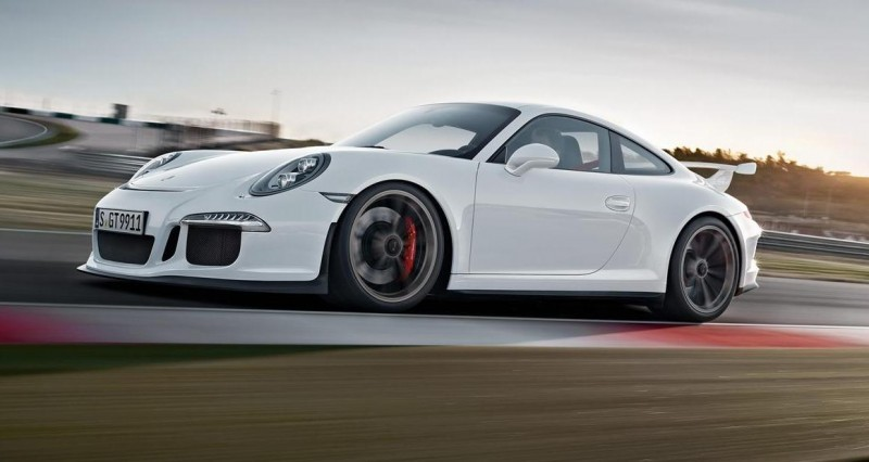 2014 Porsche 911 GT3 Is 9000-RPM Boxer Bliss 14