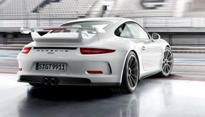 2014 Porsche 911 GT3 Is 9000-RPM Boxer Bliss 19