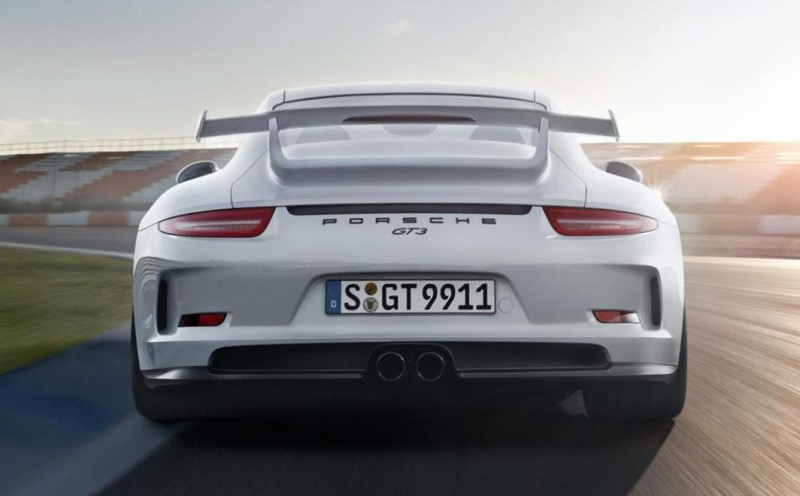 2014 Porsche 911 GT3 Is 9000-RPM Boxer Bliss 20