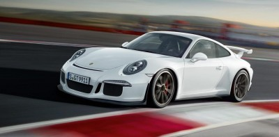 2014 Porsche 911 GT3 Is 9000-RPM Boxer Bliss 22