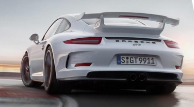 2014 Porsche 911 GT3 Is 9000-RPM Boxer Bliss 25
