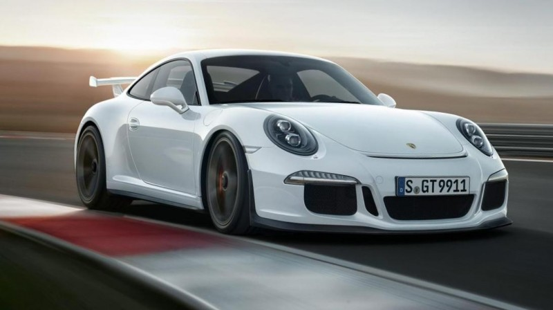 2014 Porsche 911 GT3 Is 9000-RPM Boxer Bliss 30