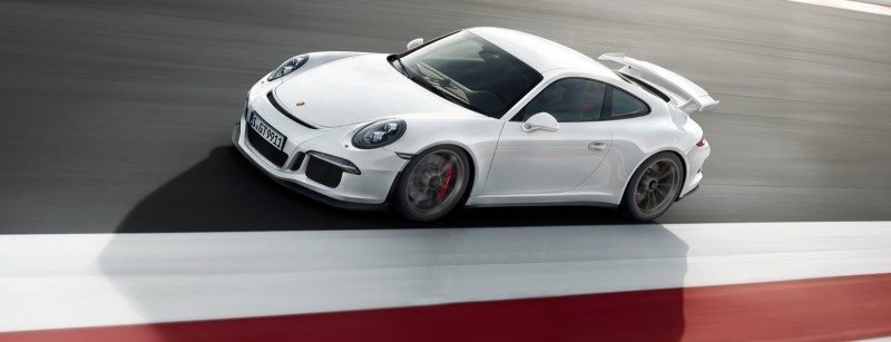 2014 Porsche 911 GT3 Is 9000-RPM Boxer Bliss 32