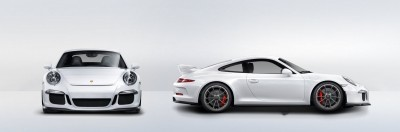 2014 Porsche 911 GT3 Is 9000-RPM Boxer Bliss 34