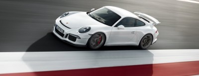 2014 Porsche 911 GT3 Is 9000-RPM Boxer Bliss 35