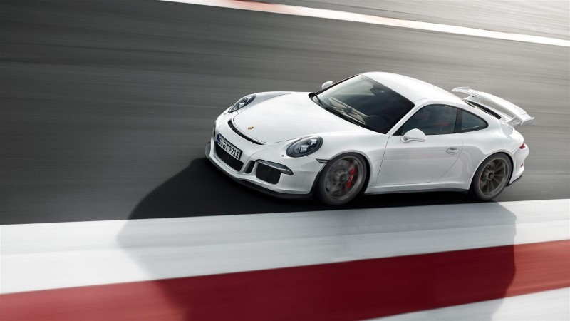 2014 Porsche 911 GT3 Is 9000-RPM Boxer Bliss 37