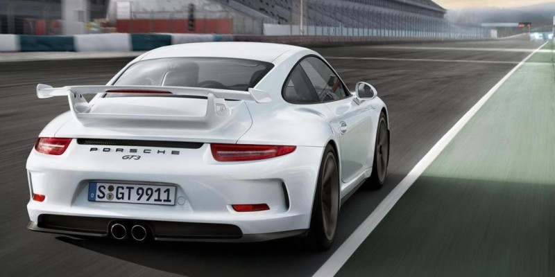 2014 Porsche 911 GT3 Is 9000-RPM Boxer Bliss 38