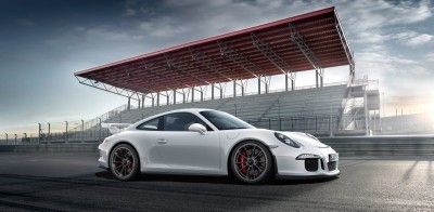 2014 Porsche 911 GT3 Is 9000-RPM Boxer Bliss 4