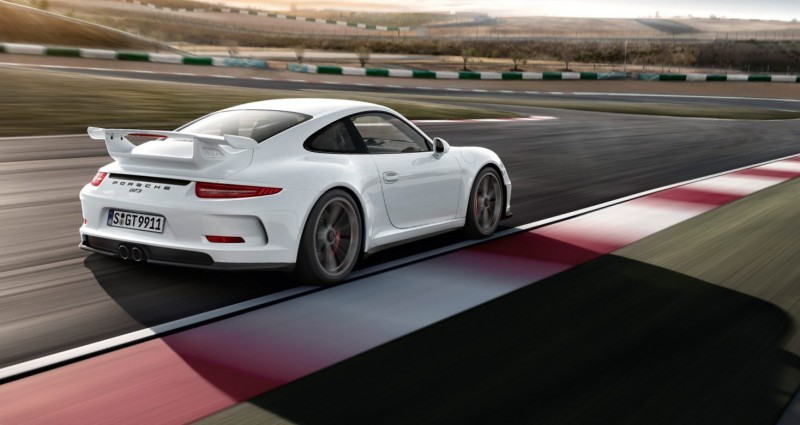 2014 Porsche 911 GT3 Is 9000-RPM Boxer Bliss 5