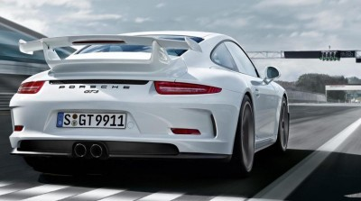 2014 Porsche 911 GT3 Is 9000-RPM Boxer Bliss 7