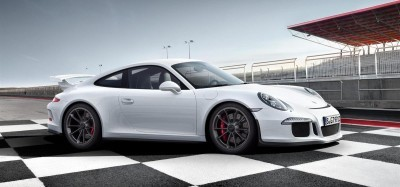 2014 Porsche 911 GT3 Is 9000-RPM Boxer Bliss 8