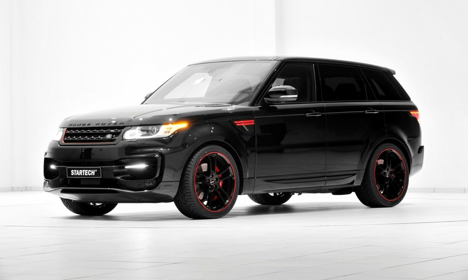 2014 Range Rover Sport By StarTech Is Gorgeous Even Without the Widebody 1