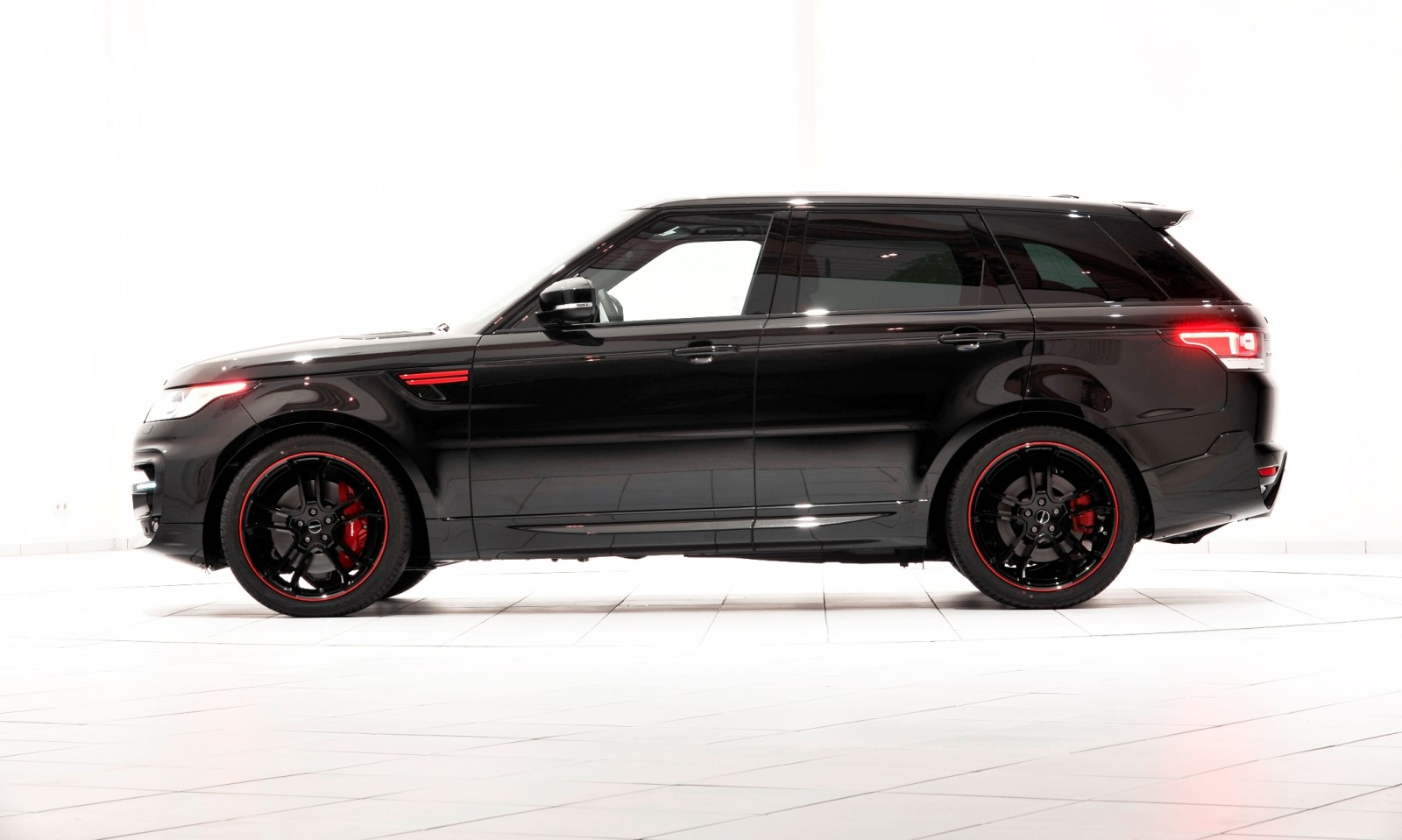 2014 Range Rover Sport By StarTech Is Gorgeous Even Without the Widebody 11