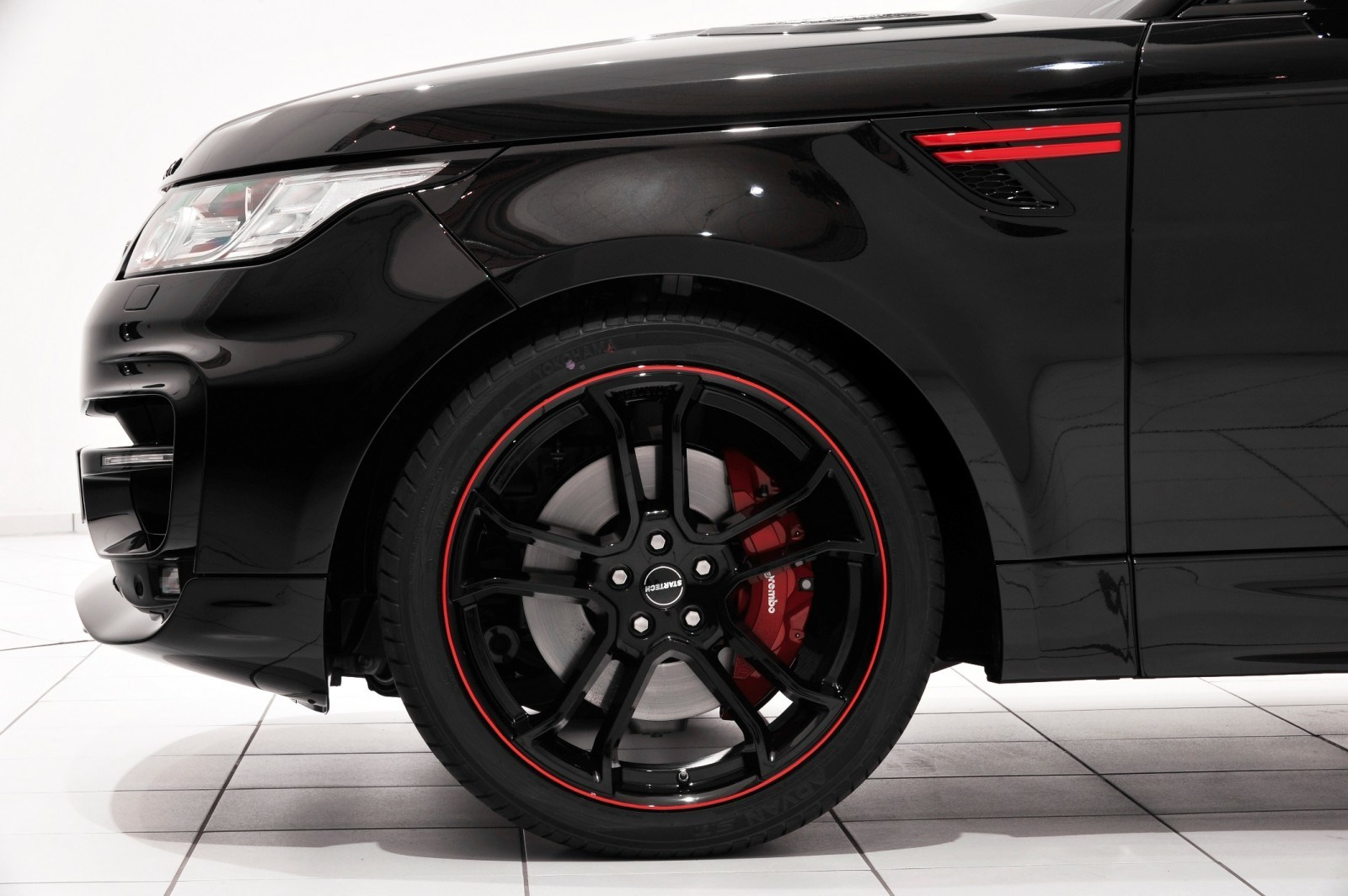 2014 Range Rover Sport By StarTech Is Gorgeous Even Without the Widebody 5