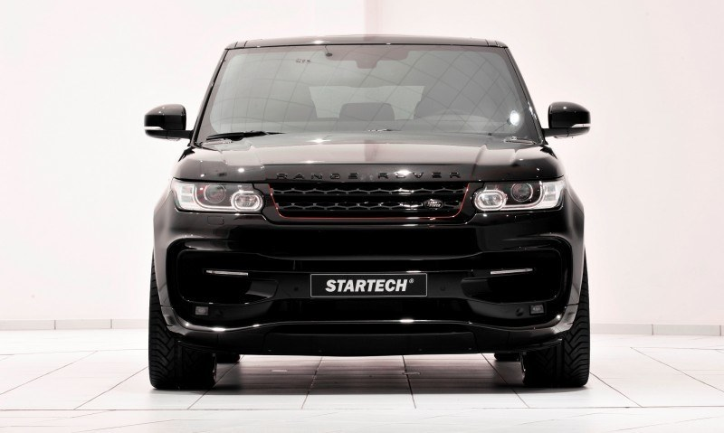 2014 Range Rover Sport By StarTech Is Gorgeous Even Without the Widebody 8
