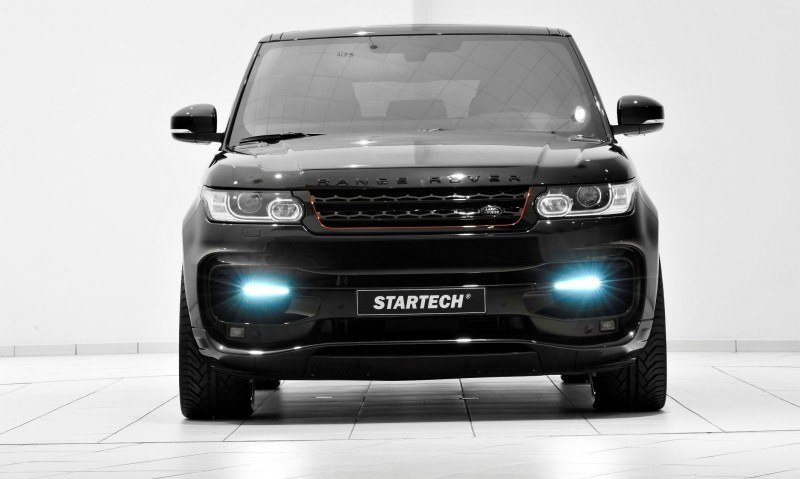 2014 Range Rover Sport By StarTech Is Gorgeous Even Without the Widebody 9